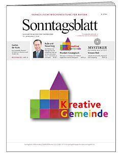 Sonntagsblatt Jahres-Abo