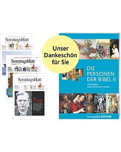 Sonntagsblatt »Glauben entdecken«