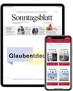 Digitales Sonntagsblatt Mini-Abo