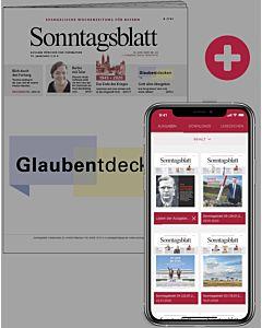 Digitales Sonntagsblatt Zusatz-Abo