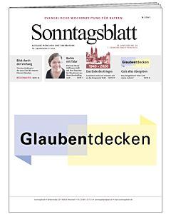 Sonntagsblatt Halbjahres-Abo