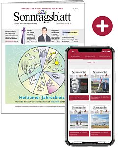 Sonntagsblatt Cover
