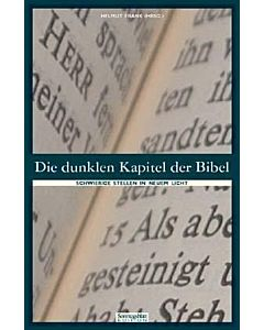Die dunklen Kapitel der Bibel