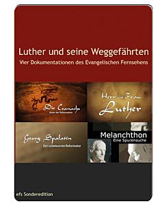 Luther und seine Weggefährten – DVD