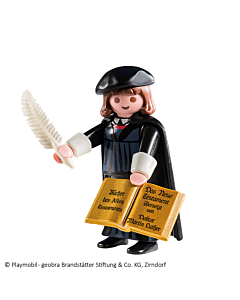 Playmobil-Figur »Martin Luther« 2. Auflage