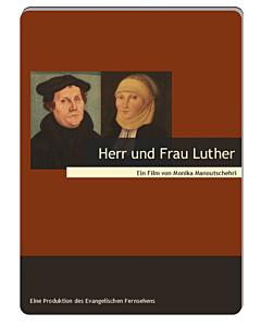 Herr und Frau Luther – DVD