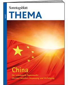 Sonntagsblatt THEMA China