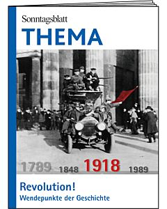 THEMA-Magazin Revolution