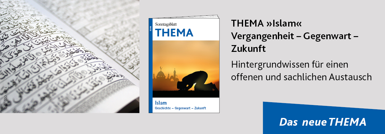 THEMA-Magazin Islam