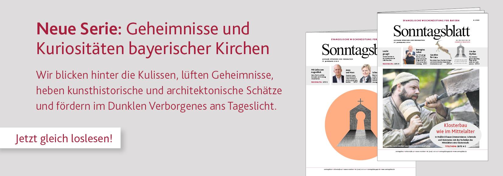 Sonntagsblatt-Abo
